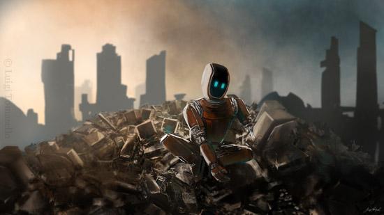 Robot_Trouble